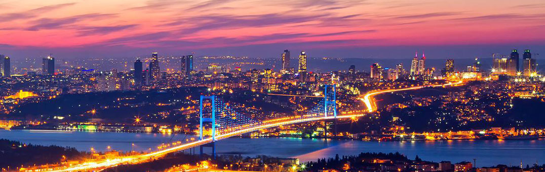 Citytrip naar istanbul